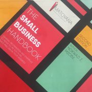 The Small Business Handbook Cover