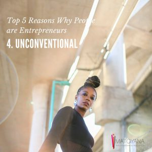 The top 5 Reasons People Become Entrepreneurs